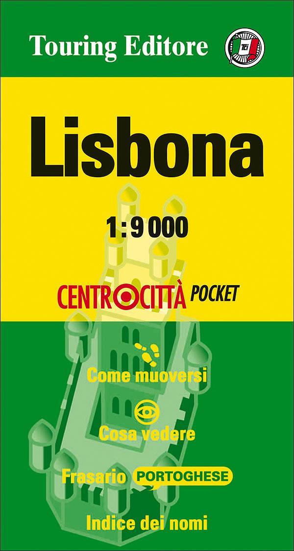 Lisbona - Lisbon 1:9.000