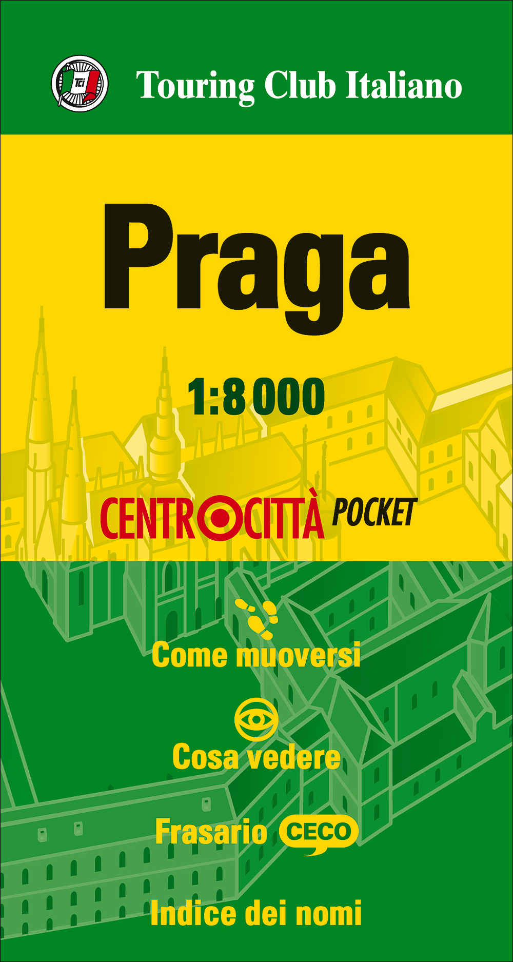 Praga 1:8.000