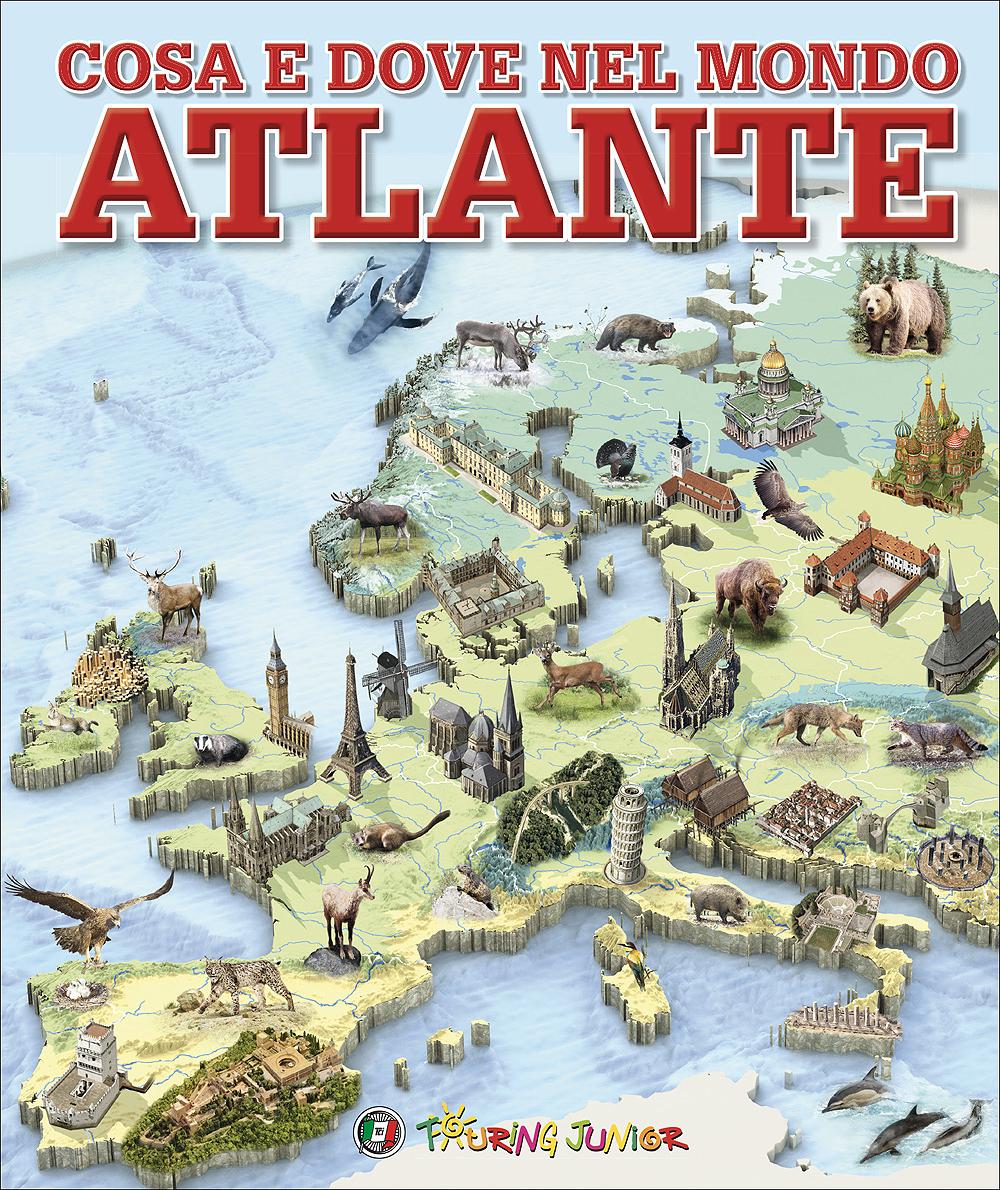 Cosa e dove nel mondo - Atlante