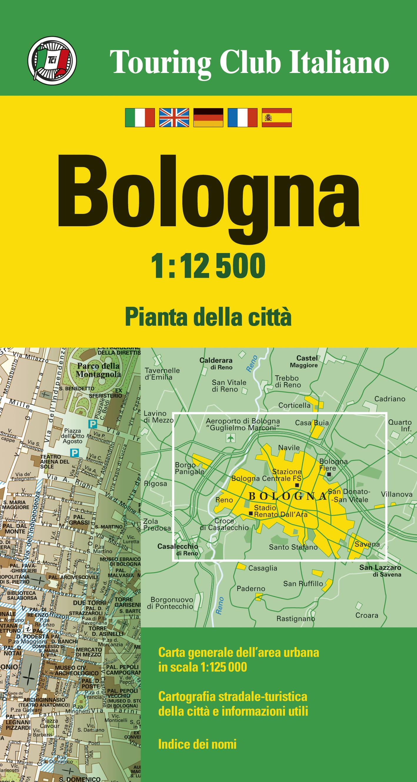 Bologna 1:12 500